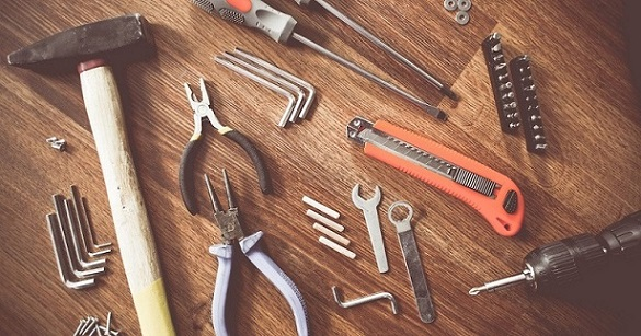5 Quick & Easy Steps to Creating Your Garage Workshop