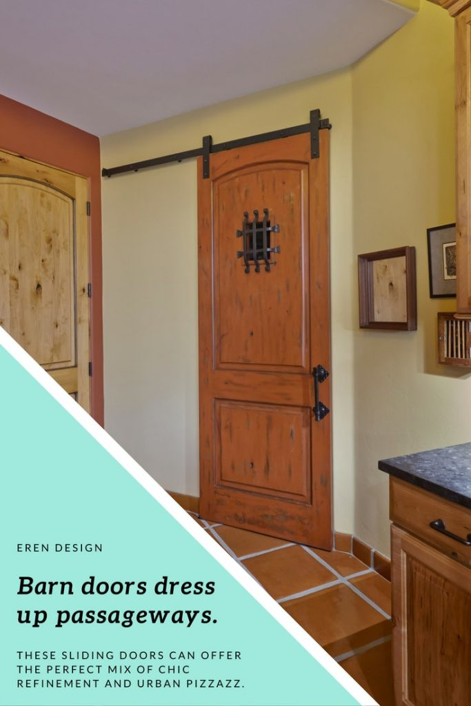 Barn Doors Dress Up Passageways