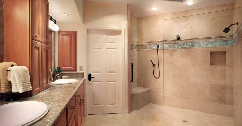 Bigger is Better in a Bathroom Remodel