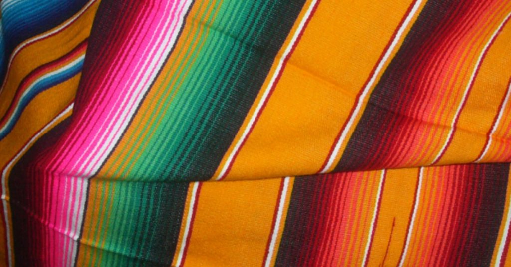 Colored Fabric