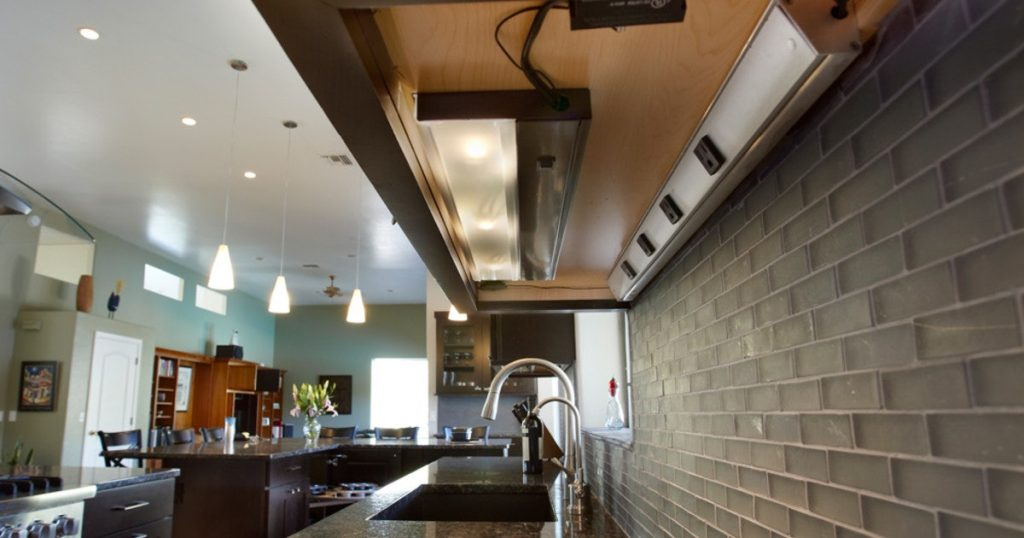 Kitchen Lighting Installation