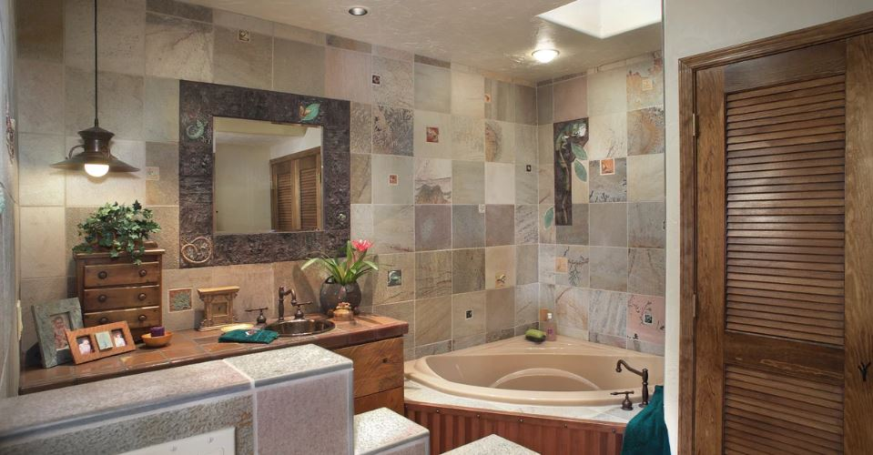 Let the Water Flow with a Bathroom Remodel